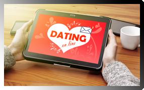 Einloggen in die Liebe - Dating im Internet